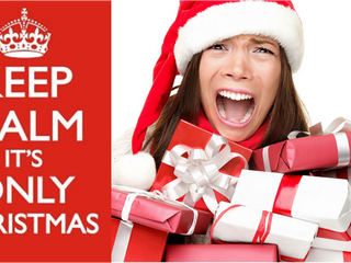 10 Ways to Survive the Silly Season - Hint…Cut the Stress