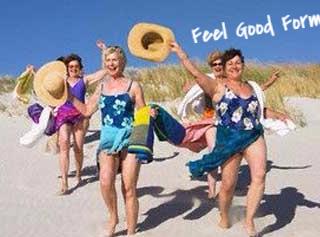 Why would I create a programme called the 'Feel Good Formula'?