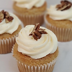 (4) Traditional Size Cupcakes