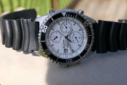 SEIKO Sports 7t32-7c20 Chronograph Alarm