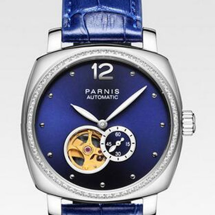 Parnis Open heart Automatic ladies watch MM1231