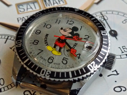 Bradley Mickey Mouse