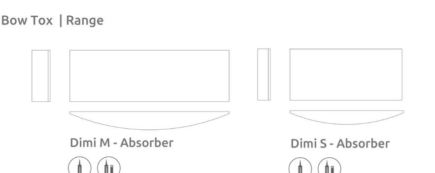 artnovion-product-bow-tox-absorber-range