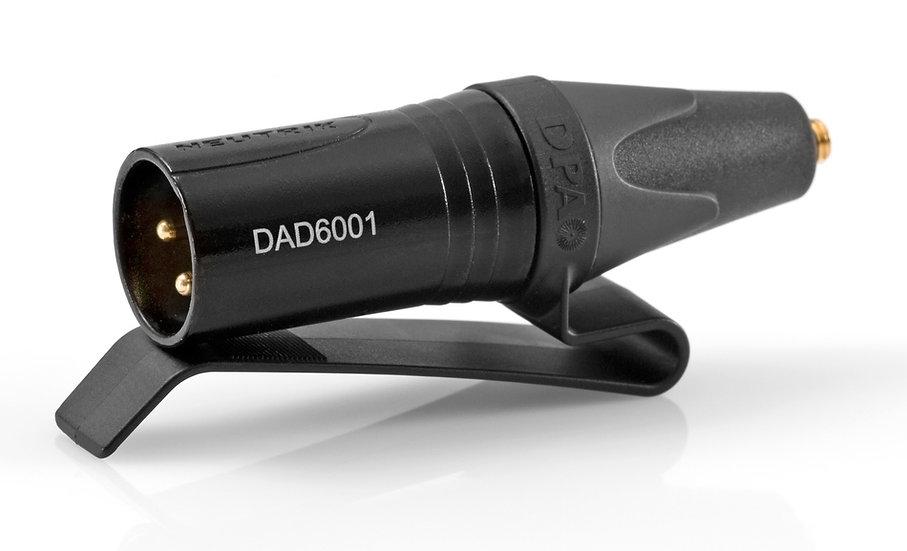 מתאם מיקרופון DPA DAD6001-BC לחיבור XLR סטנדרטי