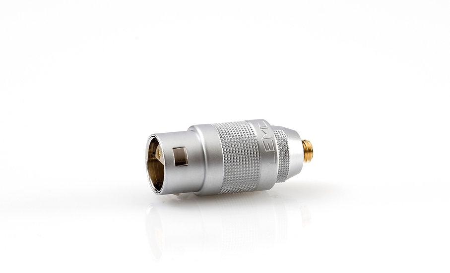 מתאם מיקרופון DPA DAD6004 למשדרי Audio Ltd.