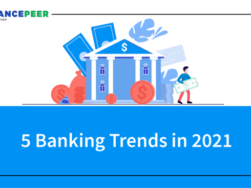 5 Banking Trends In 2021