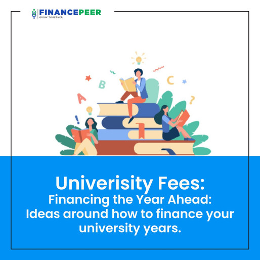 A 6-step guide to finance your University years