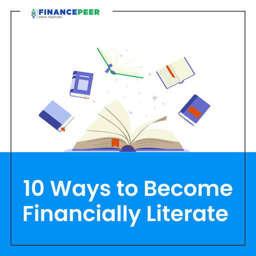 10 Ways to Become Financially Literate