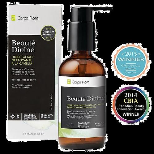Beauté Divine 4oz - Cleansing Oil & Makeup Remover