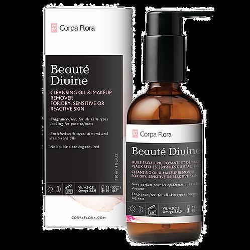 Beauté Divine - Sensitive Skin 4oz - Cleansing Oil & Makeup Remover