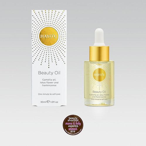 Hayo'u Beauty Oil