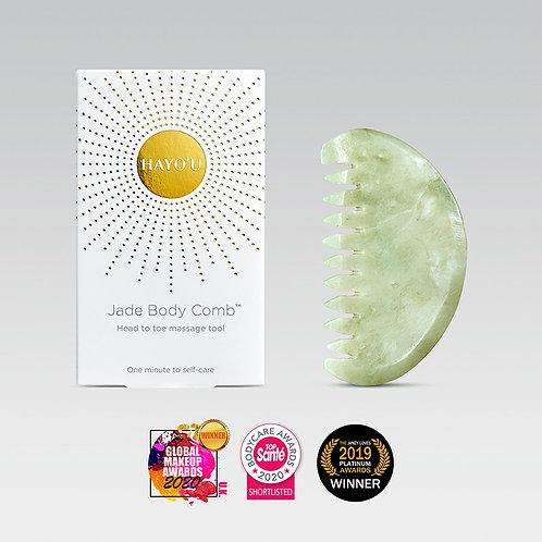 Hayo'u Jade Body Comb