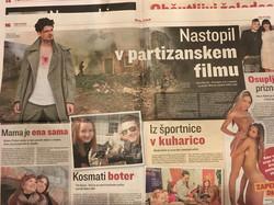 Nedeljske Novice - Bulvar