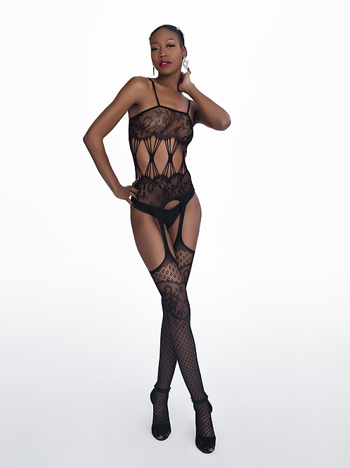"""Flirty"" Bodystocking"
