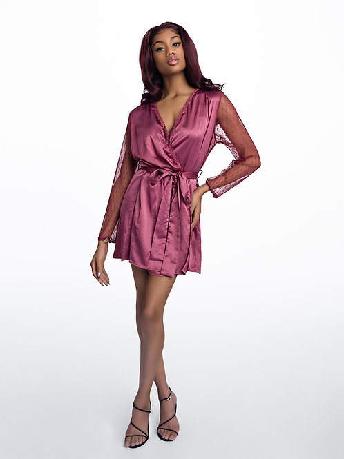 """Luxurious"" Robe"