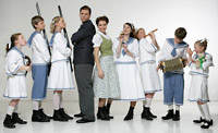 The Sound of Music, The Swedish Theatre