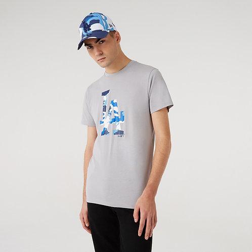 T-shirt gris LA Camo