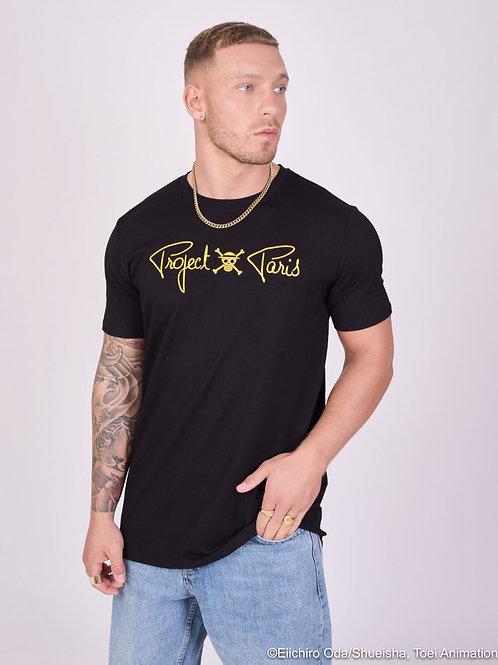 T-shirt One piece signature Luffy