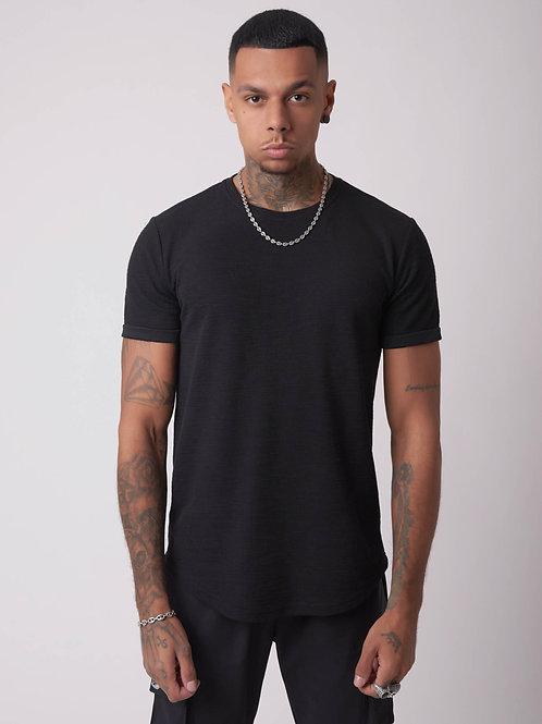 Tee-shirt basique chiné