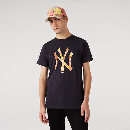 T-shirt NY Navy Camo