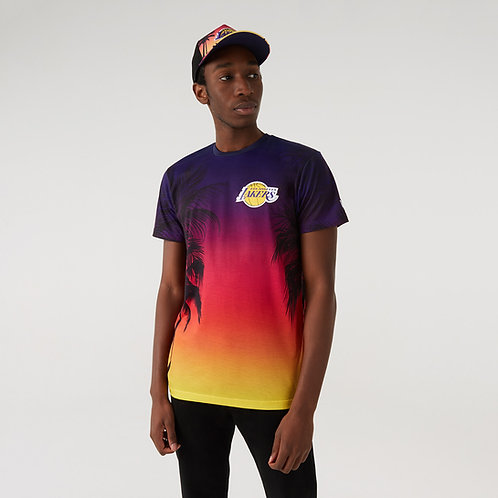 T-shirt NBA Summer des Lakers