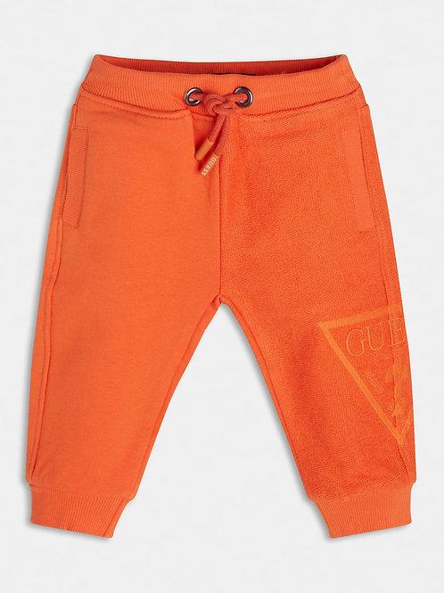 Pantalon tissu éponge