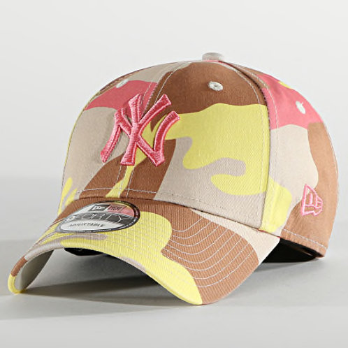 Casquette 9FORTY City Camo des NY Yankees