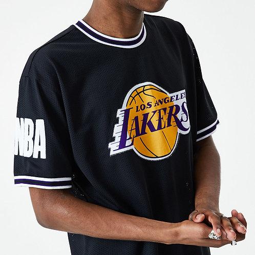 T-shirt oversize Lakers NEW ERA