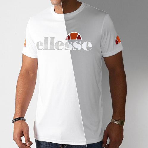 T-shirt blanc Pozzio