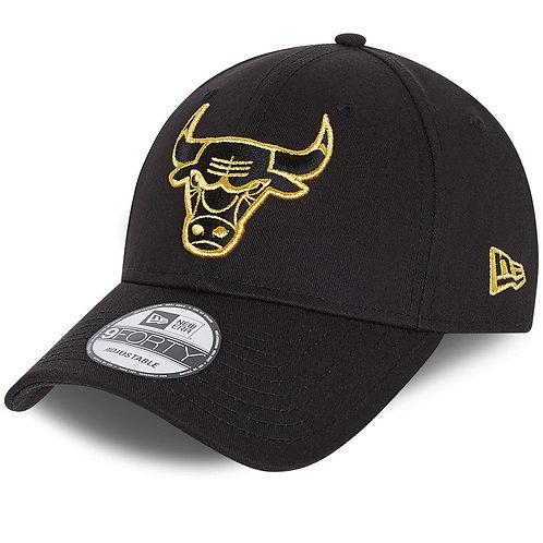New Era 9Forty Chicago Bulls