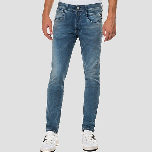 Jeans coupe Slim Anbass Hyperflex Bio