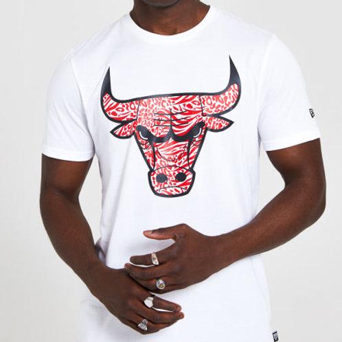 T-shirt Bulls NEW ERA