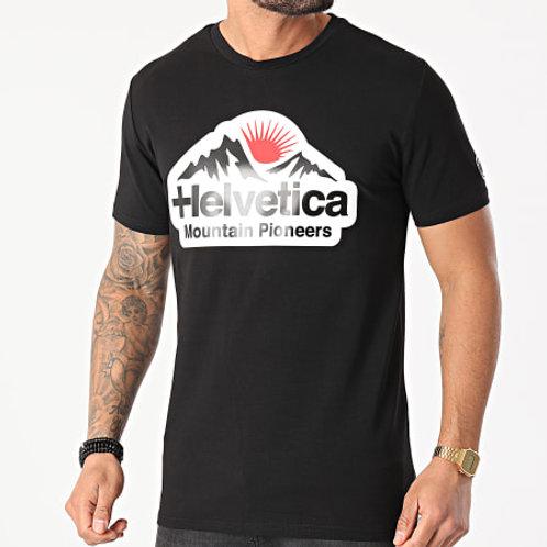 T-shirt Post noir