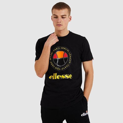 T-shirt noir Campa