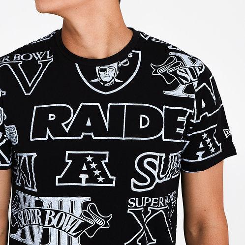 T-shirt Raiders