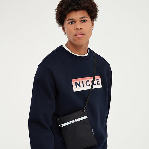 Sweat col rond navy