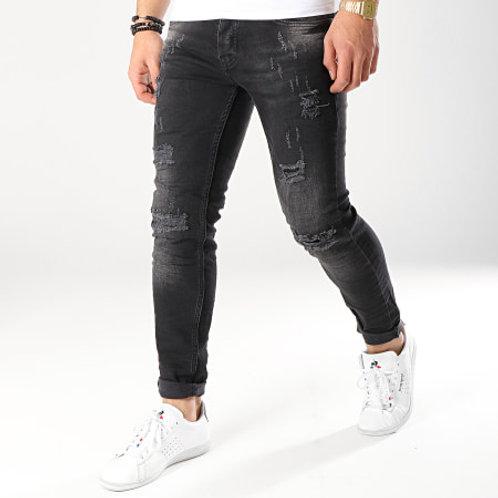 Jeans skinny noir PROJECT X