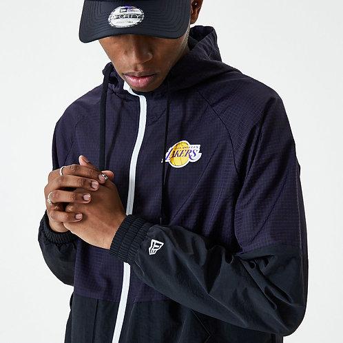 Coupe vent anti-déchirures Lakers NEW ERA