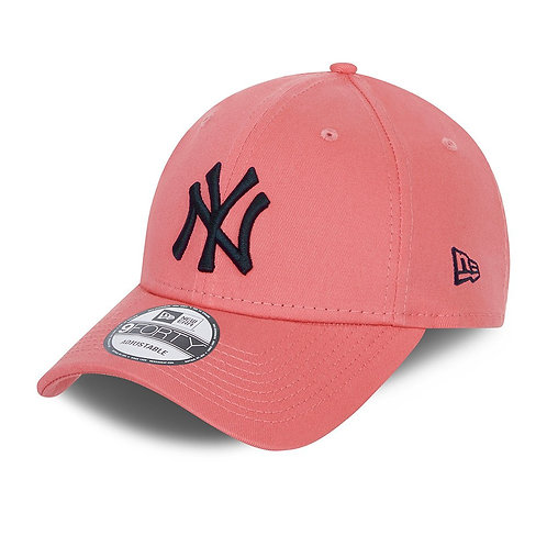 Casquette 9Forty rose NY