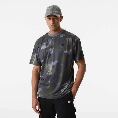 T-shirt oversize imprimé
