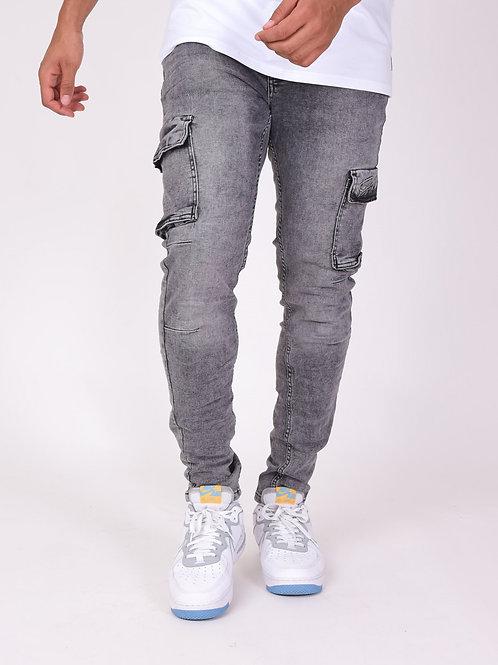 Jean basic style cargo