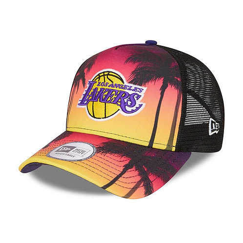 Casquette Trucker LA Lakers Summer
