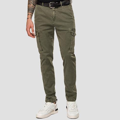 Jeans coupe Slim Hyperflex Color