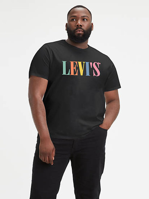 T-shirt The Graphic Tee Big & Tall LEVI'S
