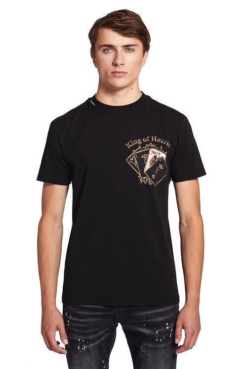 T-shirt Roi de Coeur