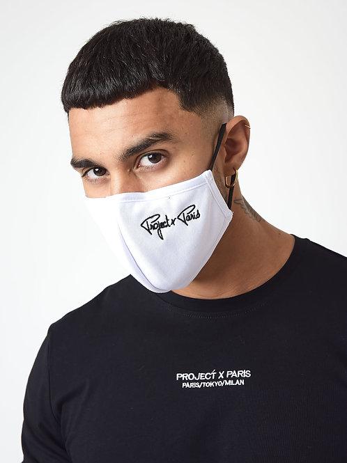 Masque pour le visage Broderie