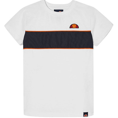 T-shirt Zabaglione blanc