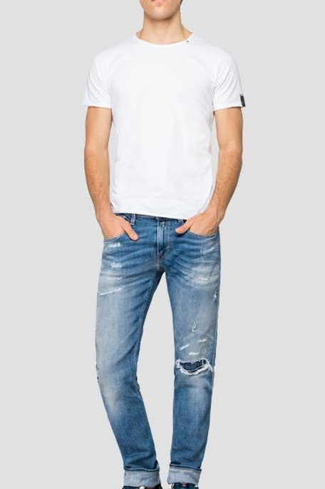 Jean coupe Slim Anbass