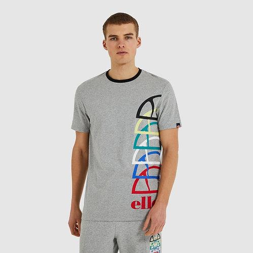 T-shirt gris Nurallo