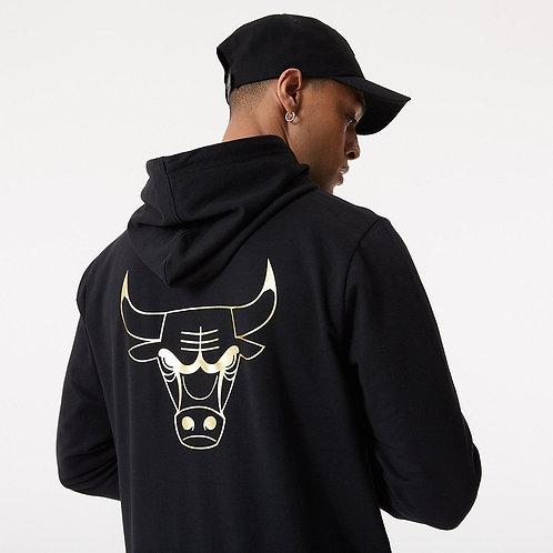 Sweat à capuche Metallic Bulls